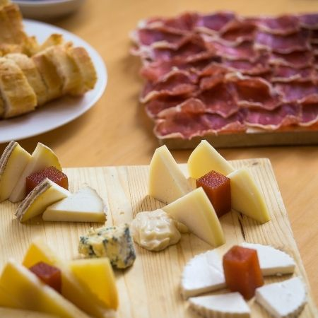 La Vid Meat and Cheese