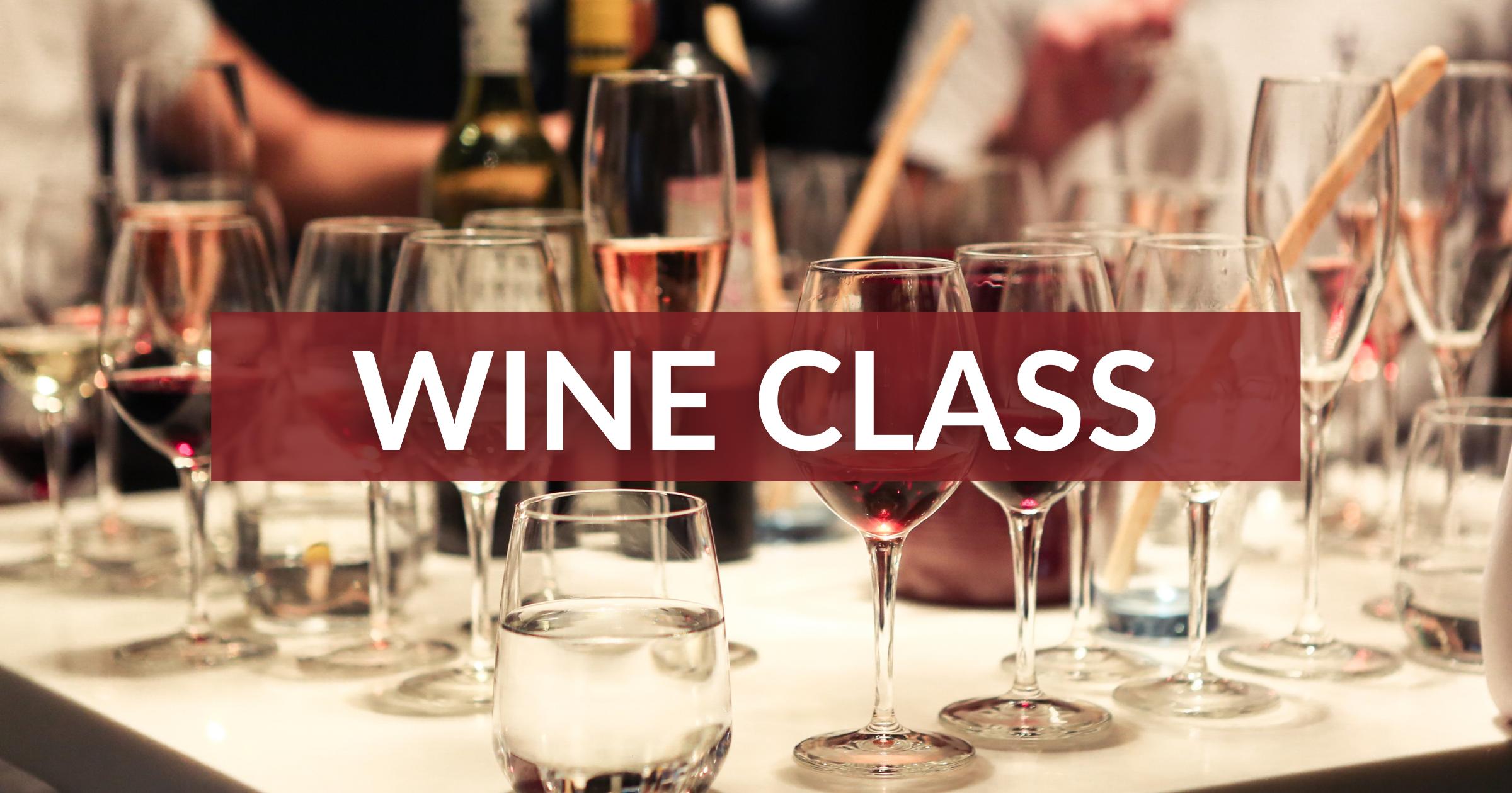 Wine Theory Class